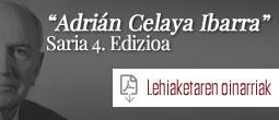 Cuarta edición Premios Adrian Celaya
